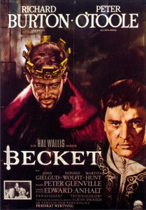 What is it about guys named Becket/t that just can't stay out of trouble. Good movie though.