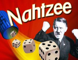 Seriously, Nazi's played with dice. Clearly playing with dice makes you a racist.