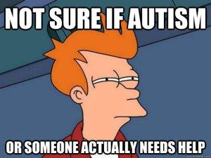 autism fry