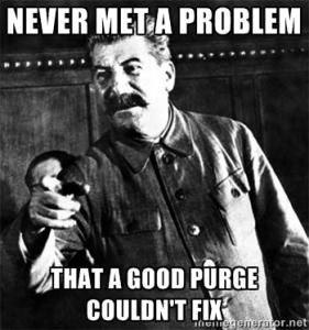 purge stalin