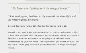 chris scott thompson never stop fighting