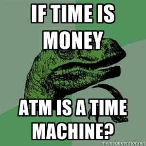 time is money meme