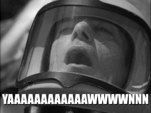 Yawn meme