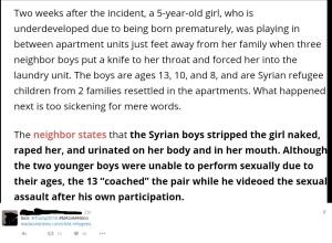 child rape no police 2