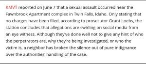 child rape no police 3