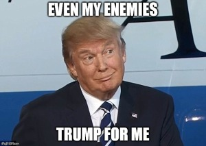 trump enemies
