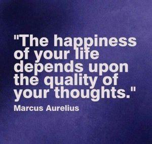 marcus aur happy