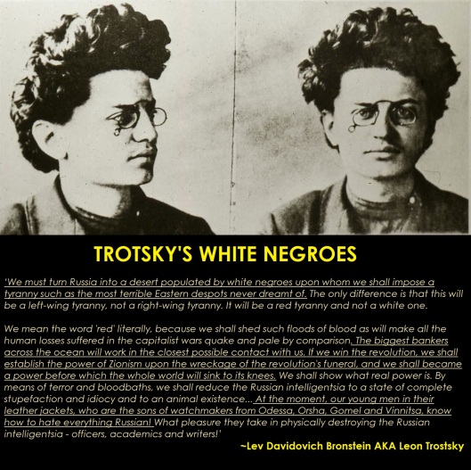 trotskys white negros