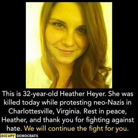 heather heyer killed char va
