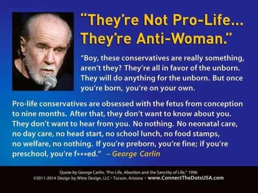 carlin abortion