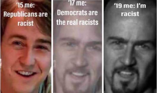 me racist